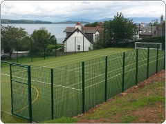 Fairlie Tennis & Sports Club, Ayrshire
